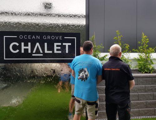 Ocean Grove Chalet Wardrobe Project