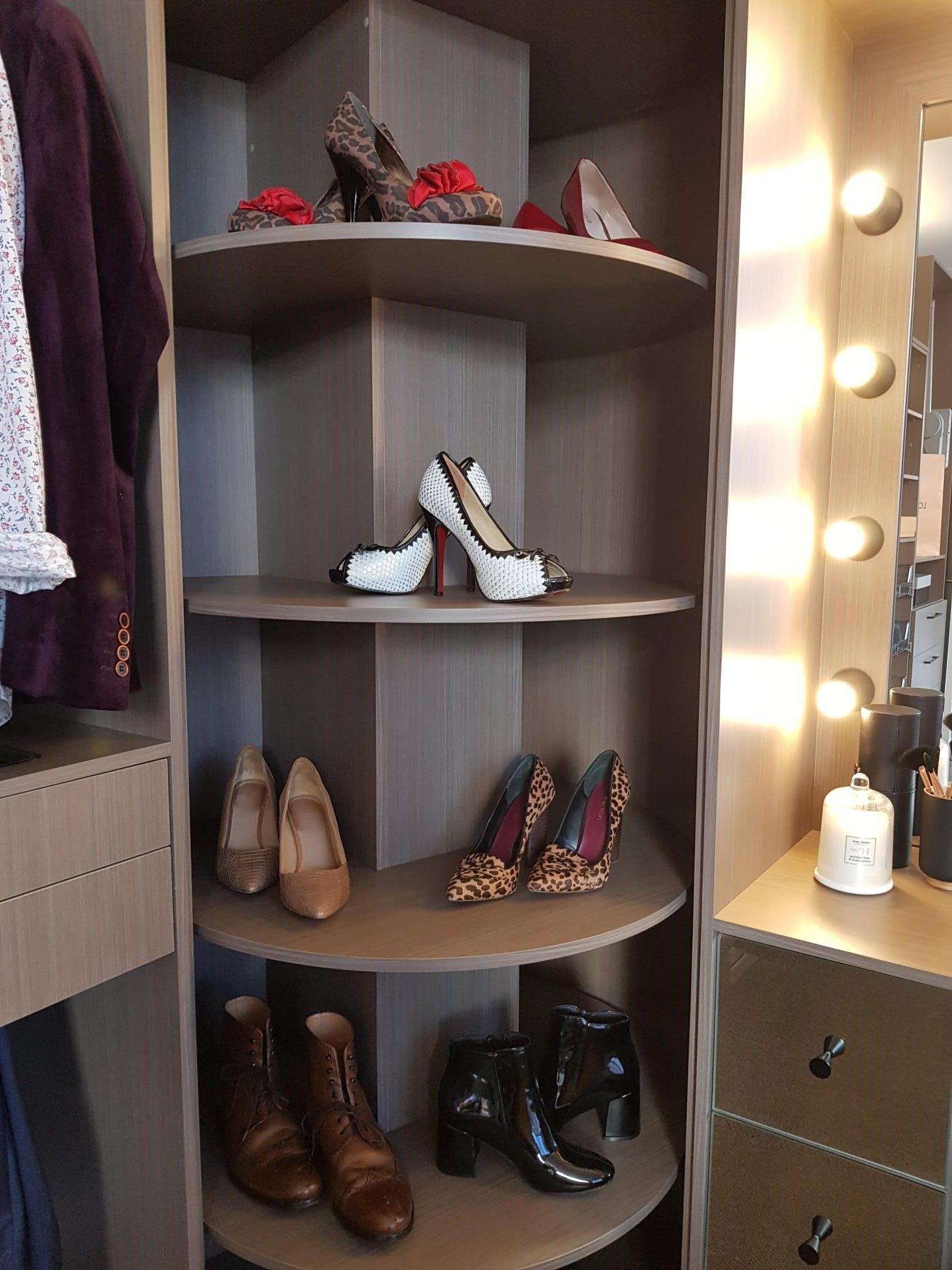 Astonishing Revolving Shoe Racks Cabinet Makers Choice Download Free Architecture Designs Fluibritishbridgeorg