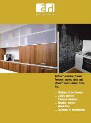 alifrost doors Brochure