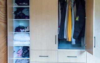 New custom made wardrobes in Moggs Creek