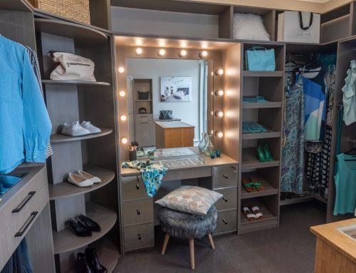 Geelong Wardrobe Showroom. Fresh Makeover.