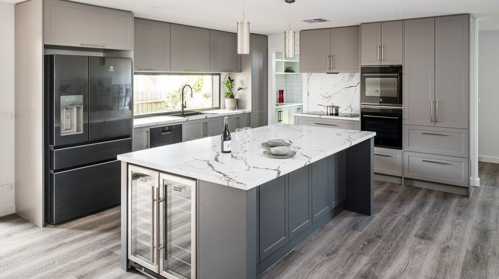 Traditional style kitchens are less likely to date