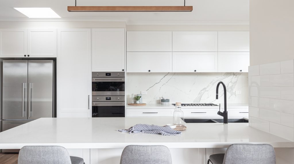 The shaker style kitchen is the perfect choice for people who want a minimal look,